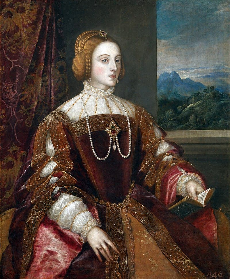 History Story: Isabella of Portugal
