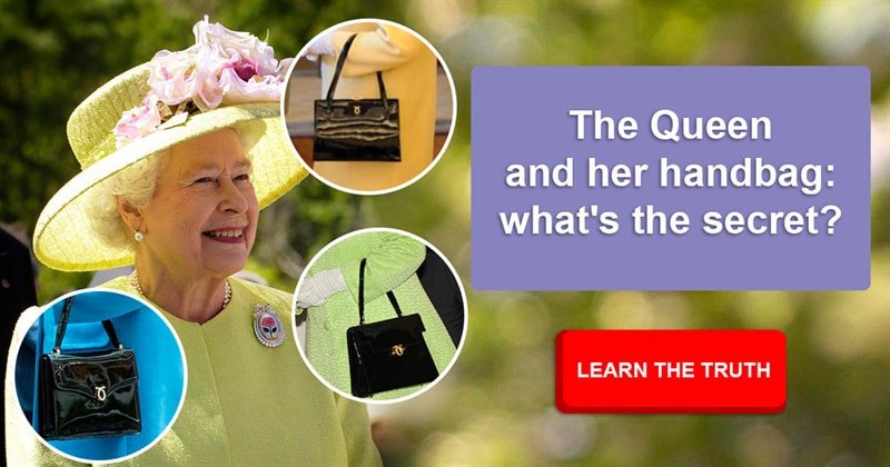 Society Story: What are some of the subtle ways Queen Elizabeth shows her disapproval or dislike of a person?