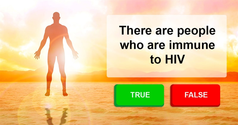 Science Story: What are some unusual immunities that certain people have?