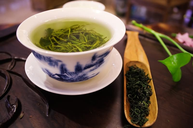 Science Story: #5 Green Tea