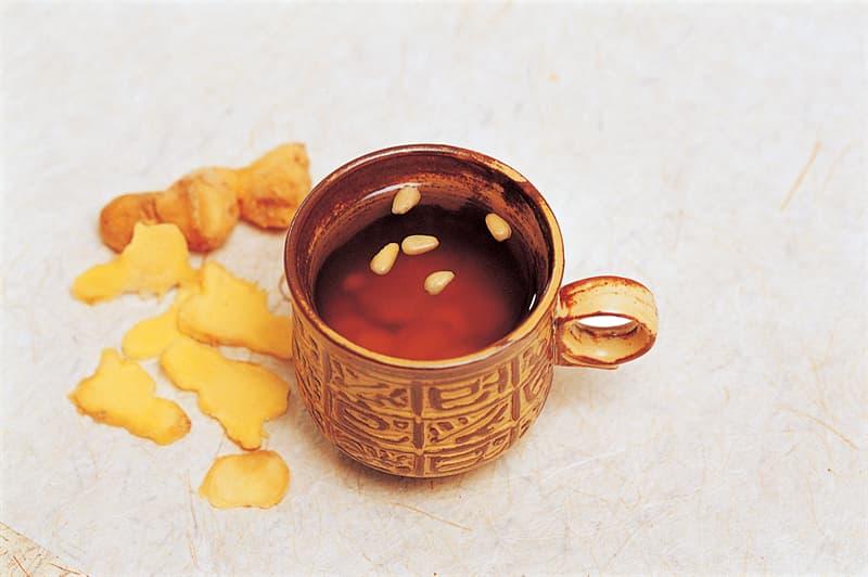 Science Story: #6 Ginger Tea