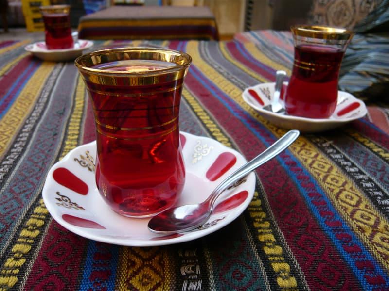 Science Story: #7 Rosehip Tea