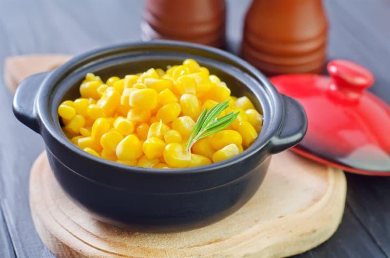 food Story: #2 Sweet corn can cause a headache