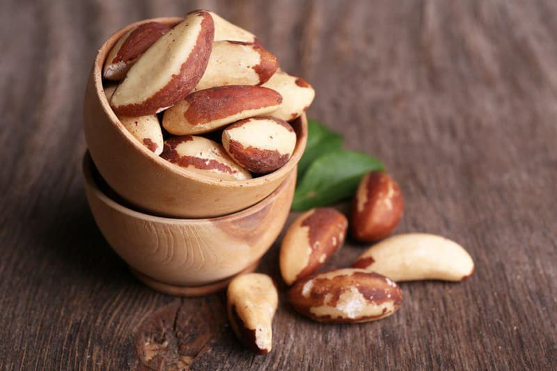 food Story: #3 Brazil nuts improves heart health