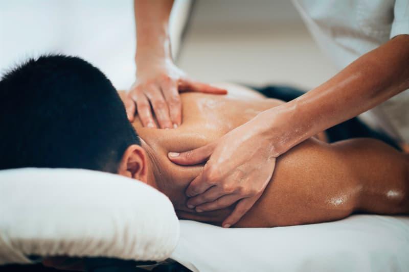 Personality Story: #4 Massage