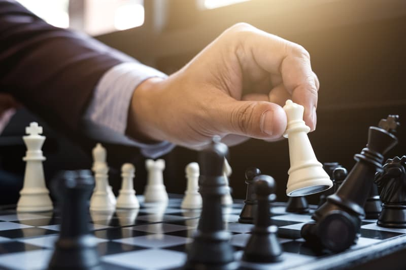 Geography Story: #3 The number of possible iterations of chess games is bigger than the number of atoms in the Universe.