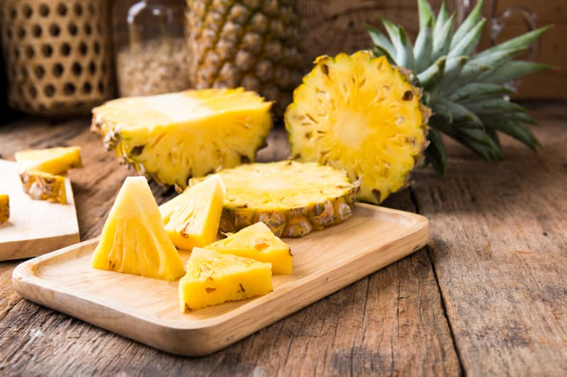 Geography Story: #8 Salt makes pineapples sweeter
