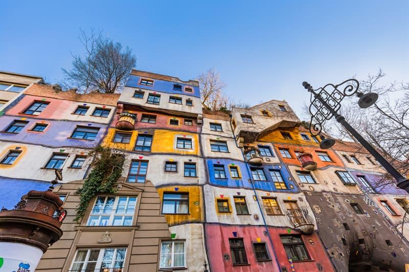 Geography Story: #1 Hundertwasserhaus in Vienna