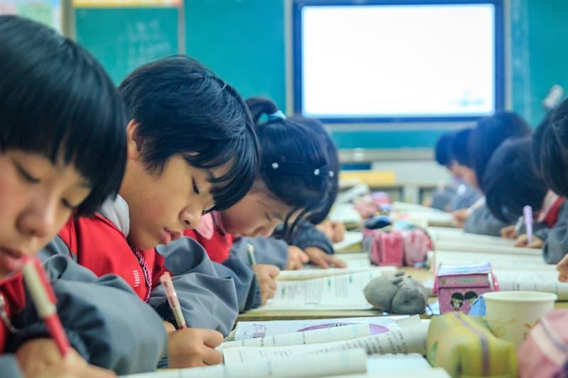 Society Story: #8 China