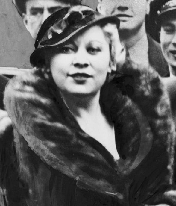 Culture Story: #9 By 1935, she became the second highest-paid person in the USA