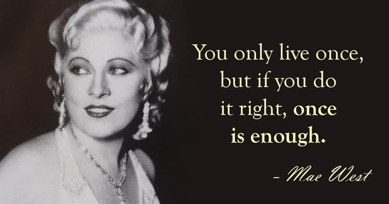 Culture Story: 10 astonishing facts about Mae West, the most scandalous icon of the 1930s