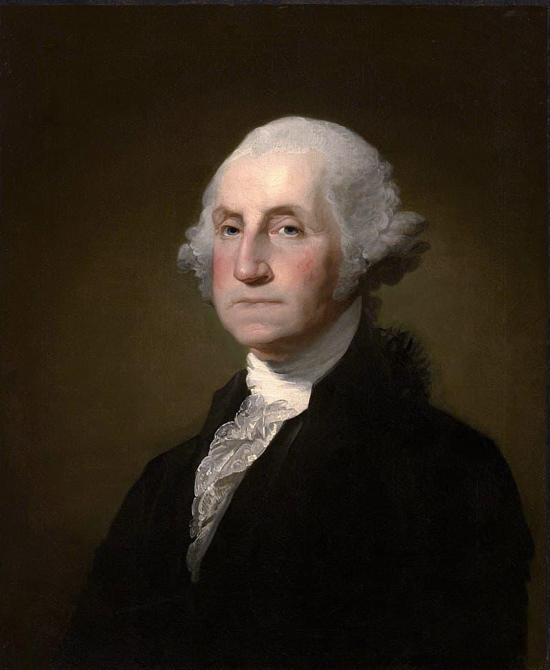 History Story: #1 George Washington's distillery