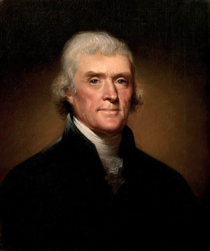 History Story: #2 Thomas Jefferson's skeleton in the closet