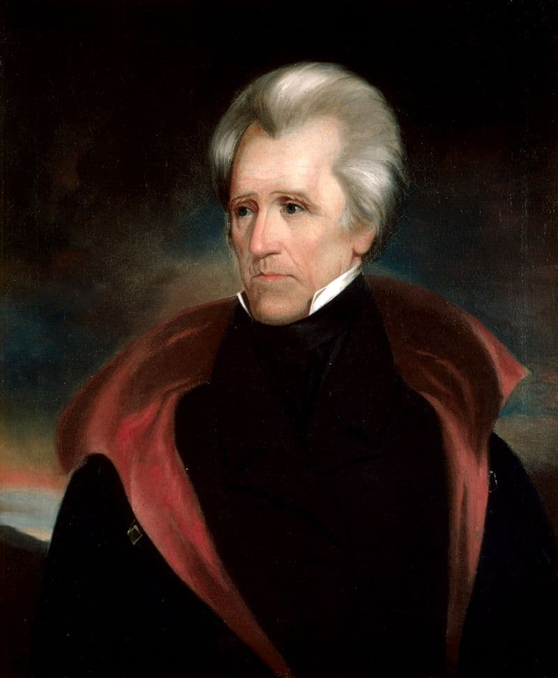 History Story: #4 Andrew Jackson's duels