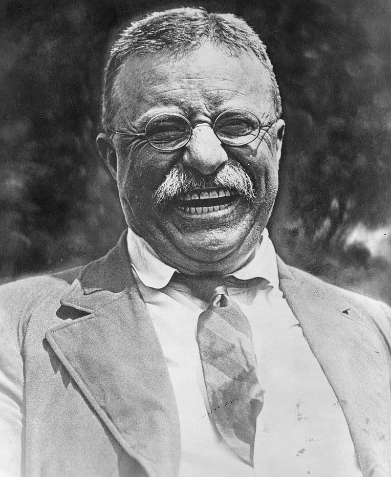 History Story: #5 Theodore Roosevelt couldn't live without exercise