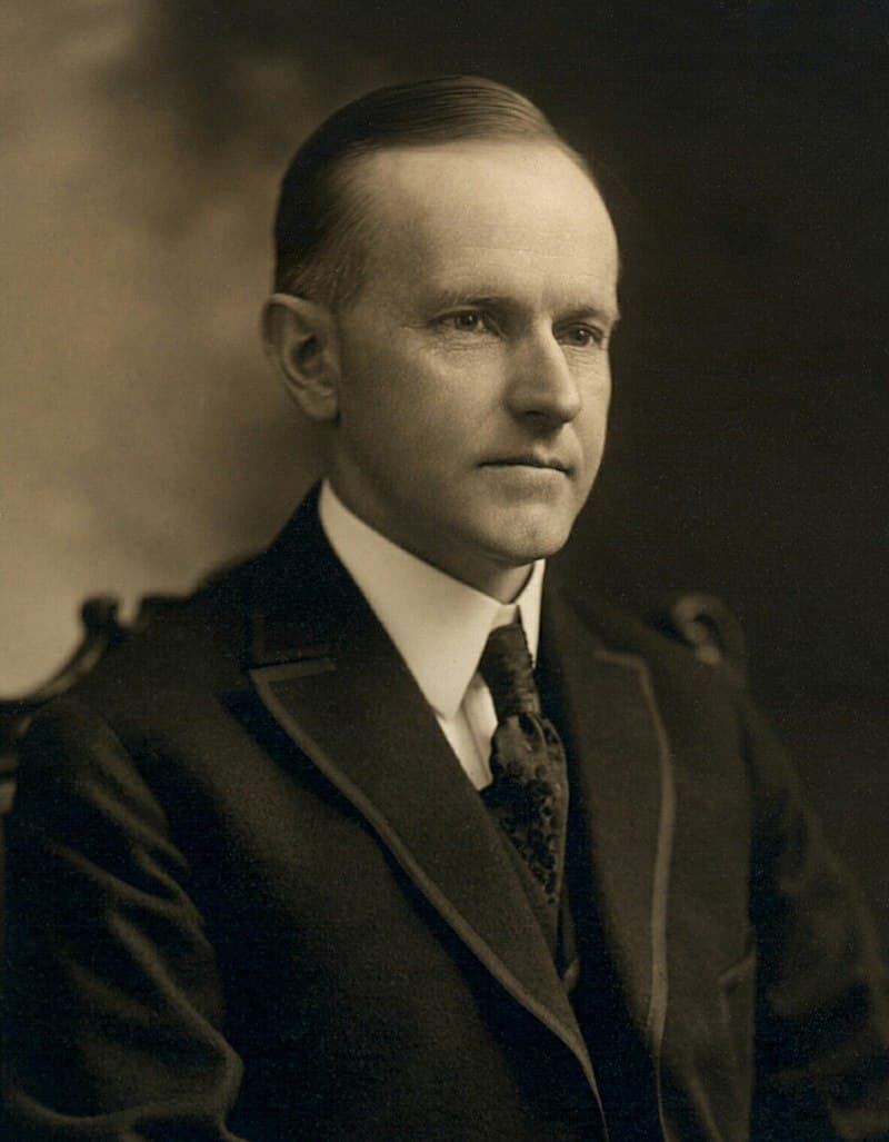 History Story: #6 Calvin Coolidge loved sleep more than anything else