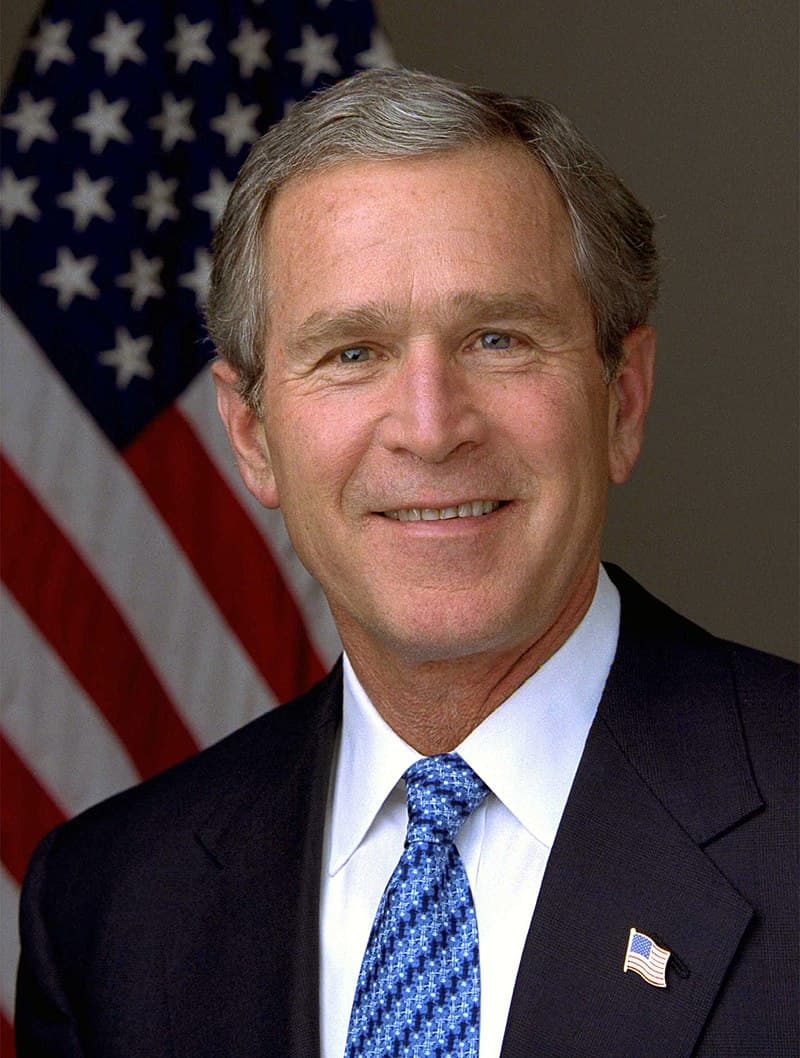 History Story: #9 George W. Bush was a cheerleader