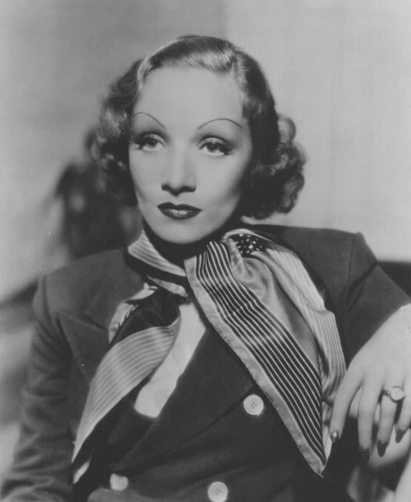 History Story: #1 Marlene Dietrich insured her voice for one million dollars