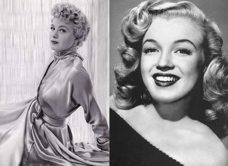 History Story: #3 Shelley Winters and Marilyn Monroe were roommates when they only arrived to Hollywood to start their careers