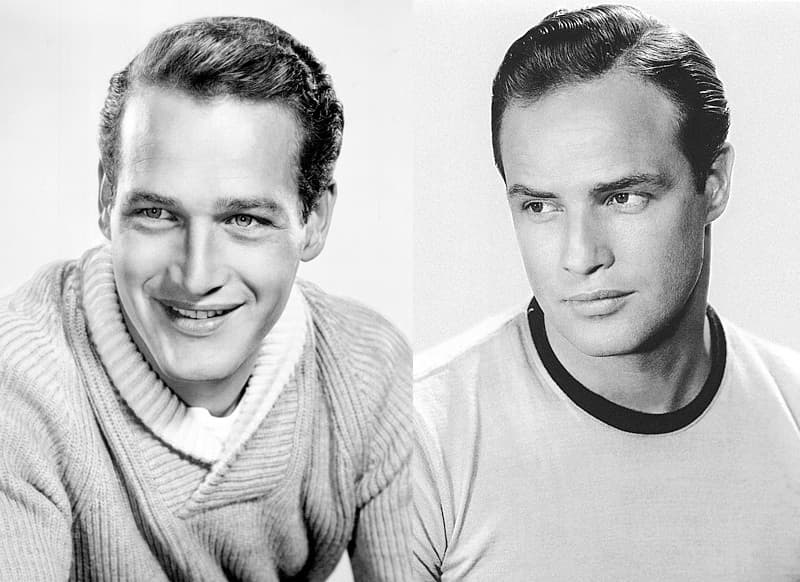 History Story: #12 At the beginning of his career, Paul Newman was often mistaken for Marlon Brando. He signed more than 500 autographs on Brando's behalf