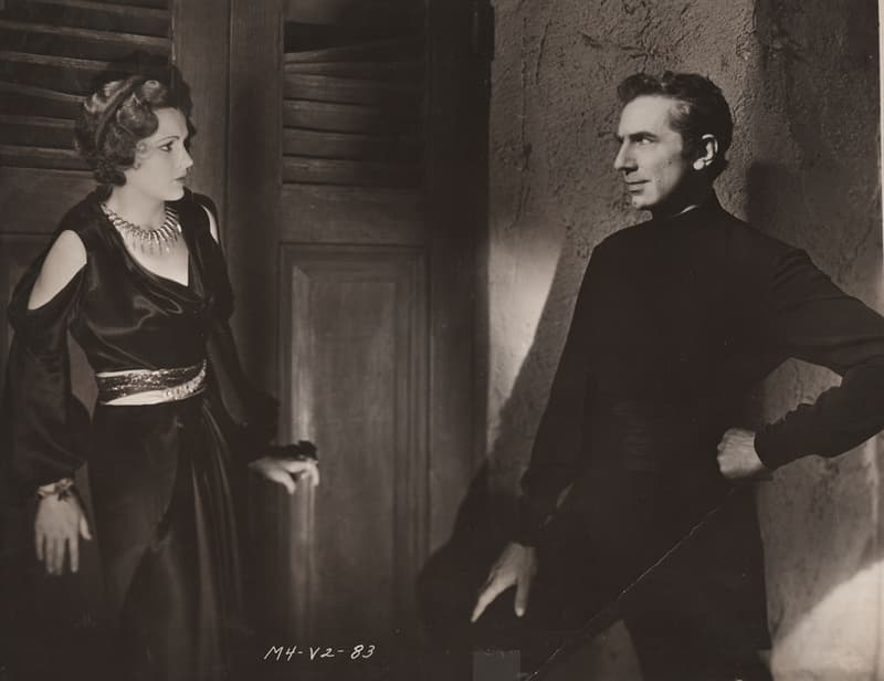 History Story: #4 At the beginning of his career, Bela Lugosi didn't speak much English, so he had to learn his parts phonetically