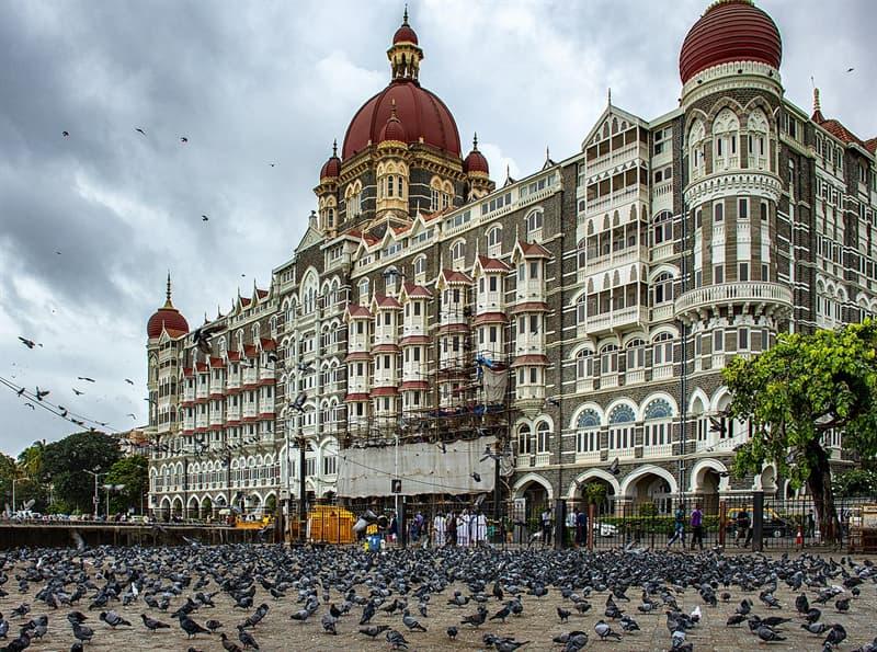 Culture Story: #5 Taj Mahal Palace, Mumbai, India