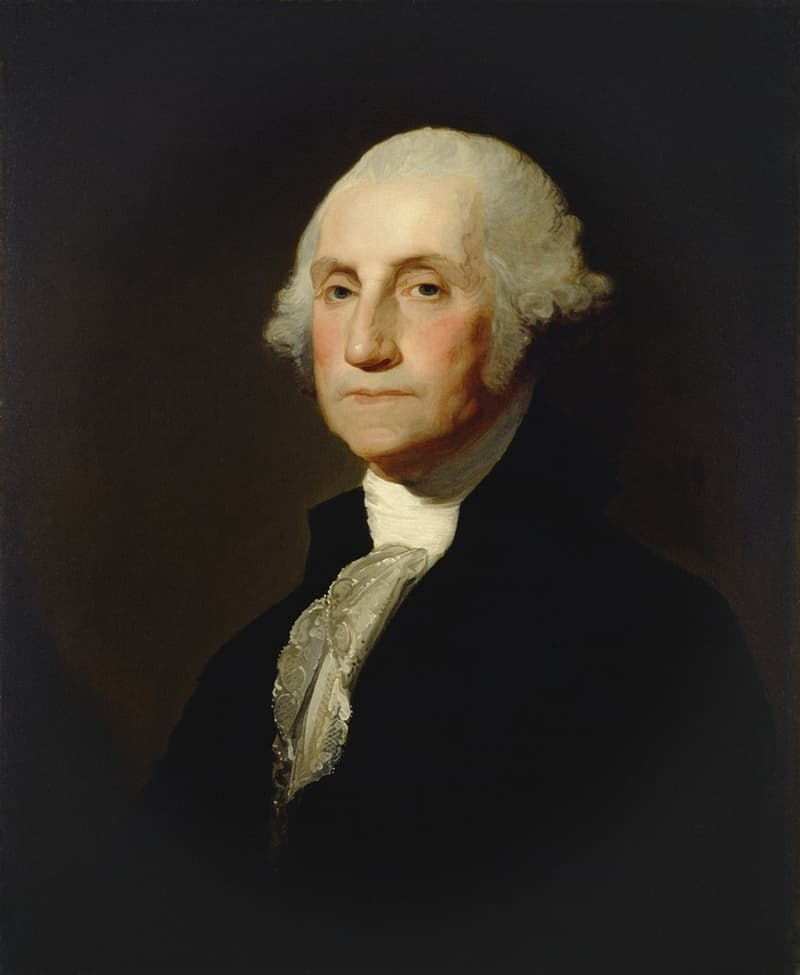 knowledge Story: #1 At the age of 16 George Washington was a surveyor in the Shenandoah Valley.