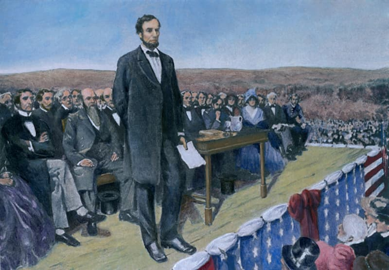 knowledge Story: #3 Abraham Lincoln worked as a general store clerk.
