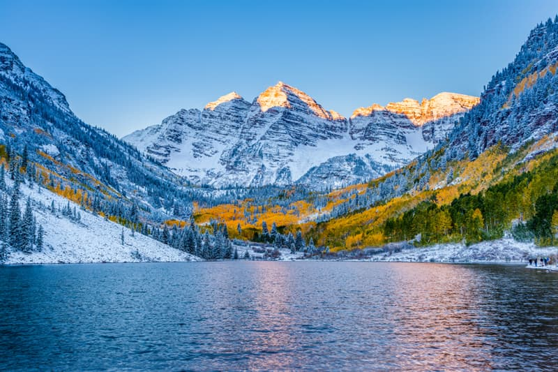 Geography Story: #1  Rocky Mountain National Park, Colorado