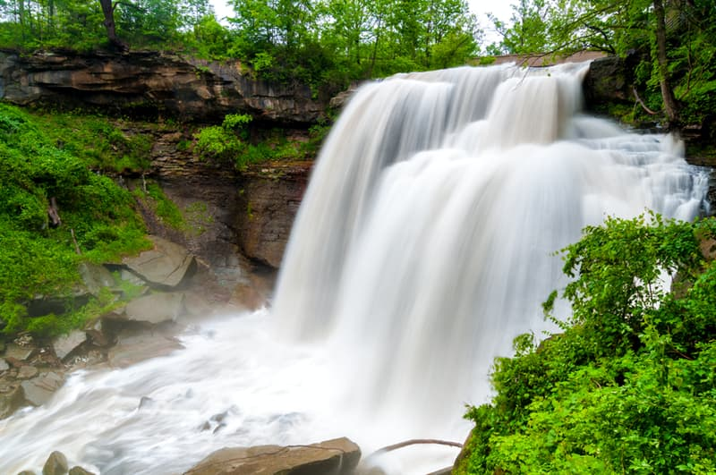 Geography Story: #2 Cuyahoga Valley National Park