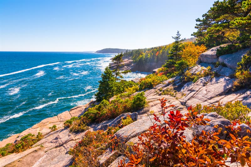 Geography Story: #3 Acadia National Park, Maine