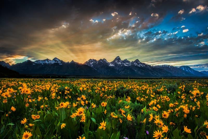 Geography Story: #4 Grand Teton National Park, Wyoming