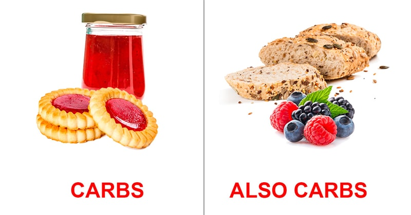 Personality Story: #2 Are carbs really bad?