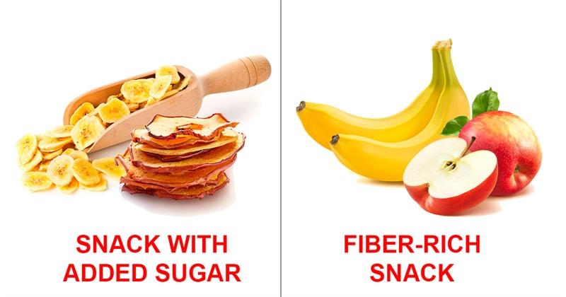 Personality Story: #4 Snacks make no good