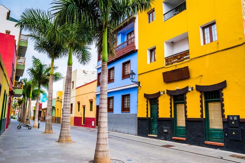 Geography Story: #10 Puerto de la Cruz town, Tenerife, Canary Islands, Spain