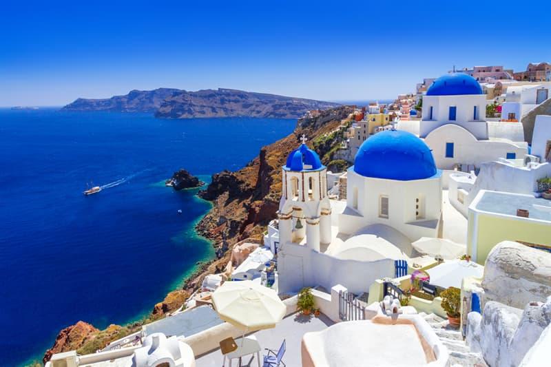 Geography Story: #2 Oia, Santorini Island, Greece
