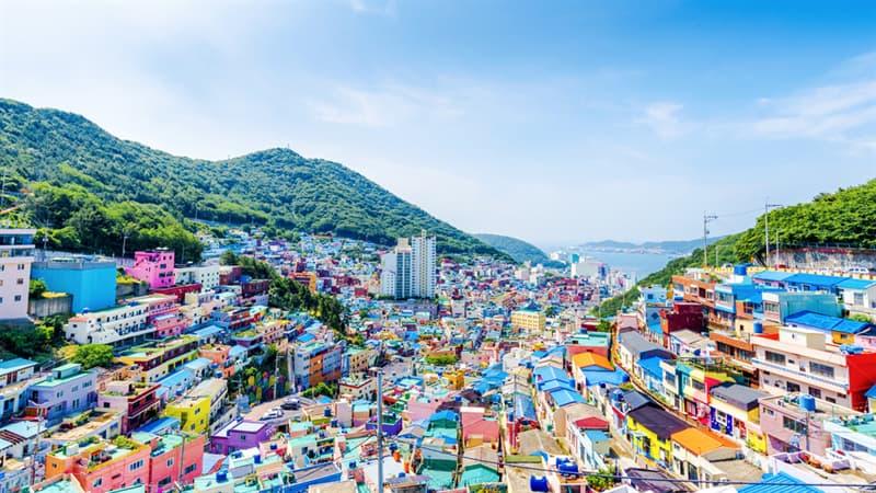Geography Story: #9 Busan, South Korea