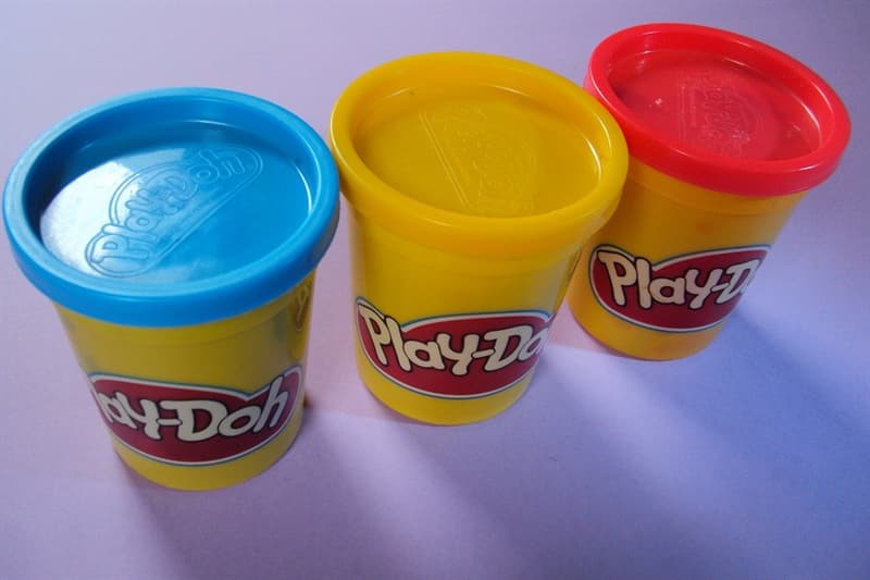 History Story: #7 PLAY-DOH was meant to become a product that could clean coal residue from wallpaper