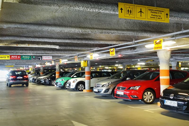 Society Story: #11 Take a photo of your parking space