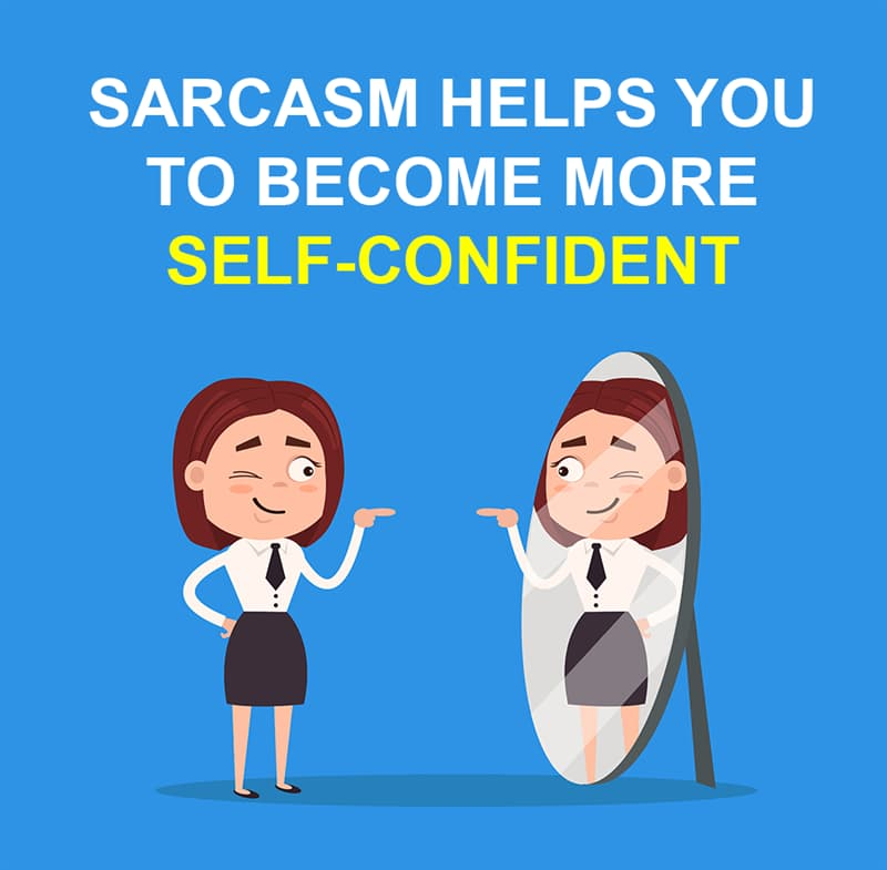 Science Story: Sarcasm might make you appear more confident