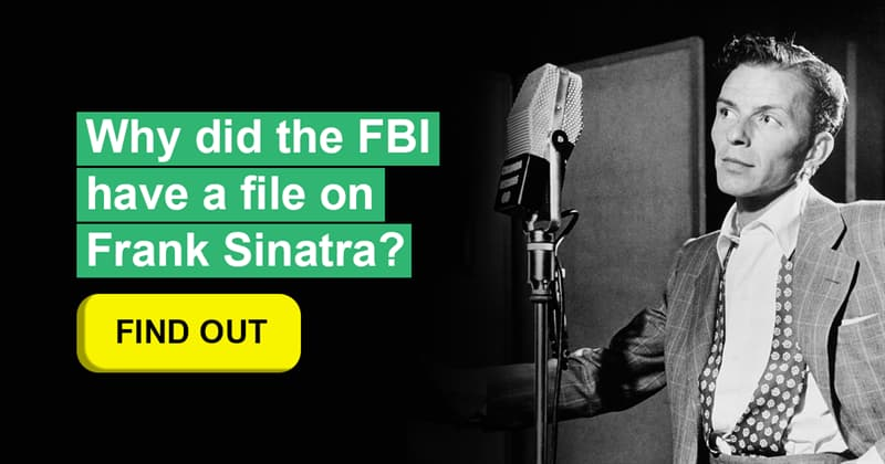 Culture Story: 8 of the most interesting facts about the legendary Frank Sinatra
