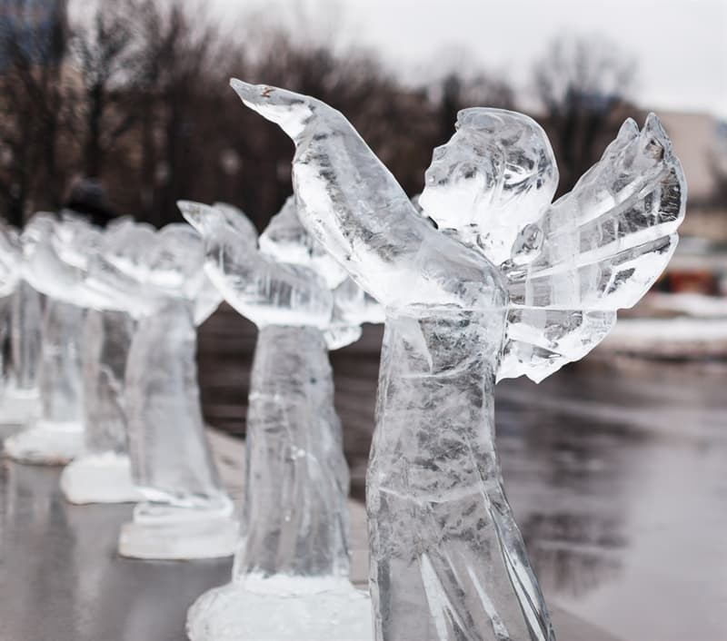 Culture Story: Cold art – enjoy the beauty of the most elaborate ice sculptures