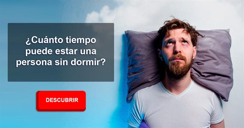 Сiencia Historia: ¿Cuánto tiempo puede estar una persona sin dormir?