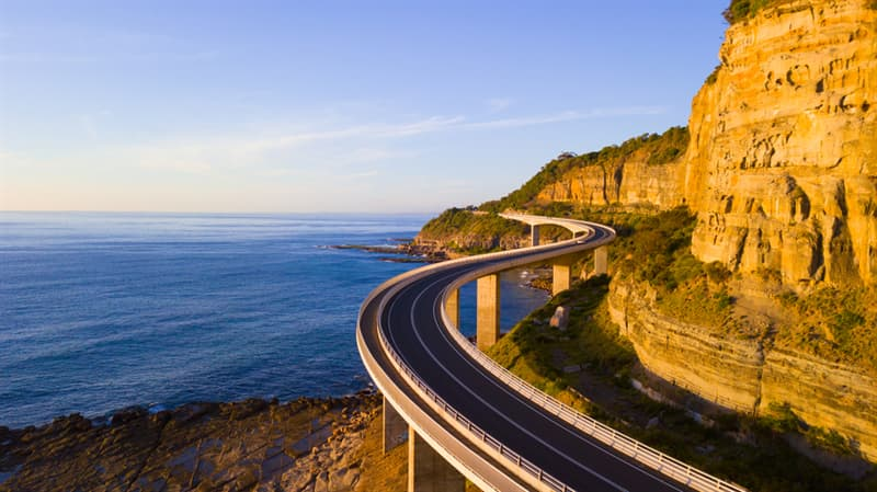Nature Story: #10 Grand Pacific Drive at Coalcliff, New South Wales