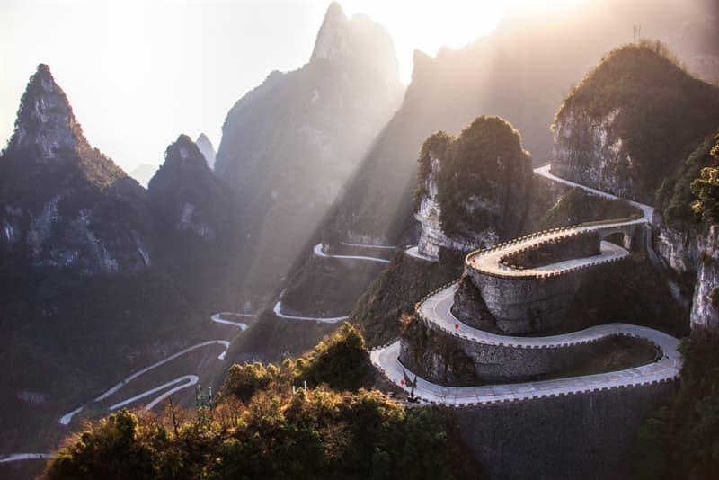 Nature Story: #2 Tianmen Mountain National Park, Zhangjiajie