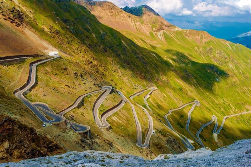 Nature Story: #5 Stelvio Pass, Italy