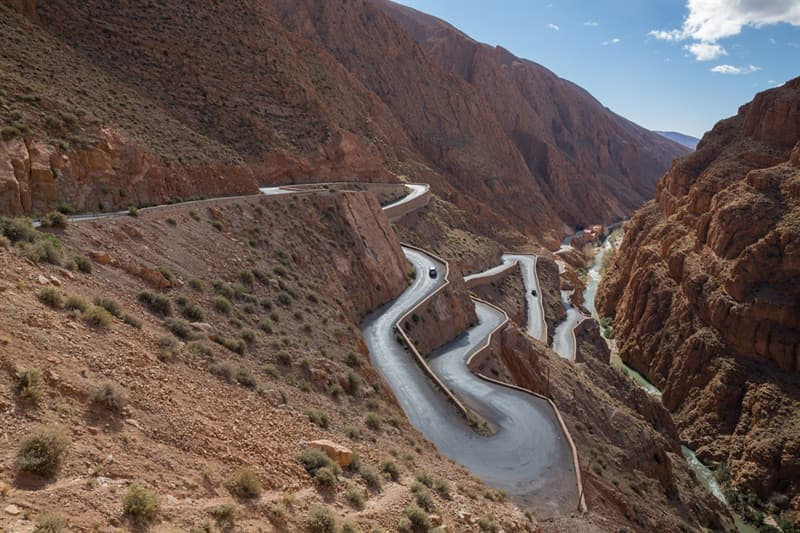 Nature Story: #8 Dades Valley, Morocco
