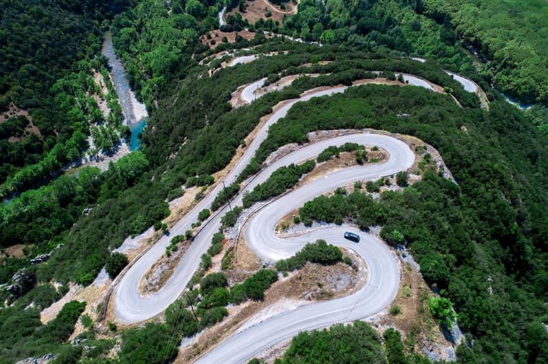 Nature Story: #9 Epirus Zagorochoria, Greece