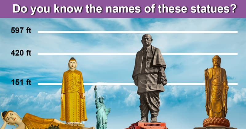 Geography Story: Top 7 of the most colossal statues in the world