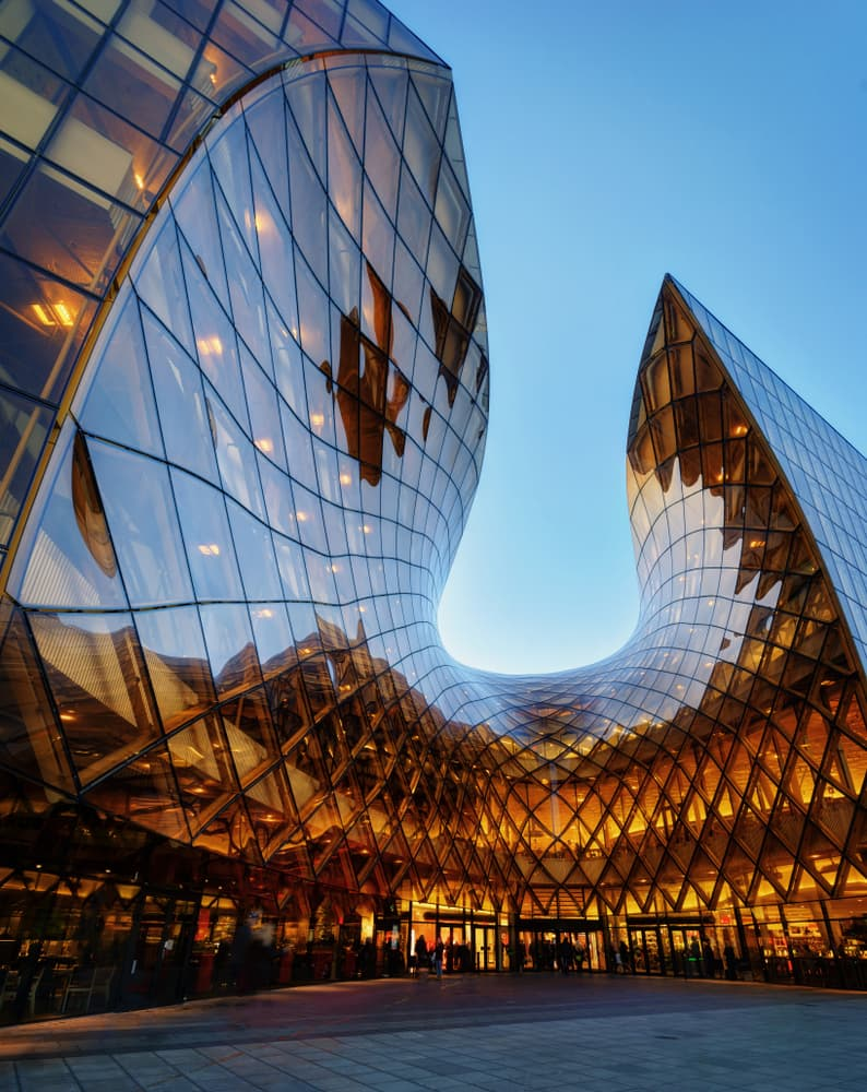 Geography Story: #8 The Emporia mall in Malmo, Sweden